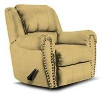 Lane Furniture 21414490616 Summerlin Series Transitional Fabric Wood Frame  Recliners
