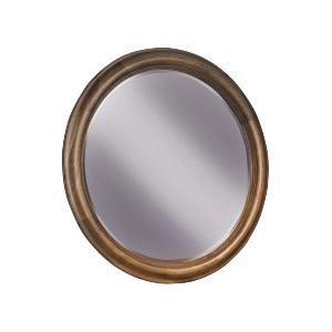 Durham 112180AG Vineyard Creek Series Round Both Dresser Mirror