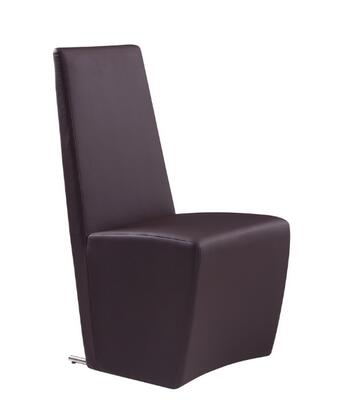 Global Furniture USA 105DCBR Modern  Dining Room Chair