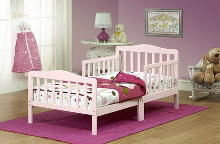 Orbelle 401P  Toddler Size Toddler Bed