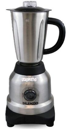 Skyfood L1.5N 48 oz. Silenzio Blender with Noise Reduction, 9,000 RPM Motor and Container