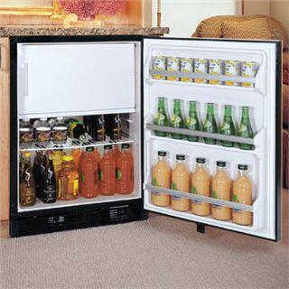 Marvel 6CIMBBOR  Built-In Ice Maker with 2 lbs Daily Ice Production, 5 lbs Ice Storage,