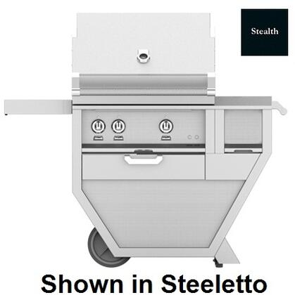 48 in. Deluxe Grill with Worktop   Stealth