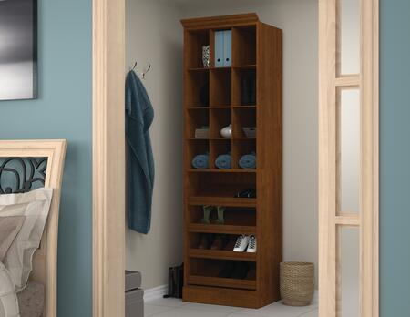 """Bestar Furniture 40164 Versatile by Bestar 25"""" Cubby Storage unit"""
