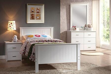 Acme Furniture 30020FDMN Bungalow Full Bedroom Sets