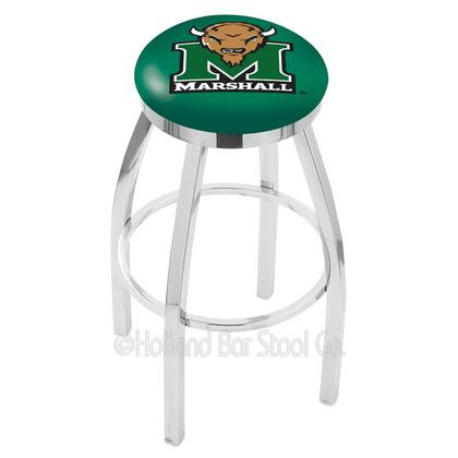 Holland Bar Stool L8C2C25MRSHLL Residential Vinyl Upholstered Bar Stool