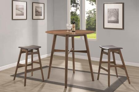 Coaster 101435SET Bar Units and Bar Tables Bar Table Sets