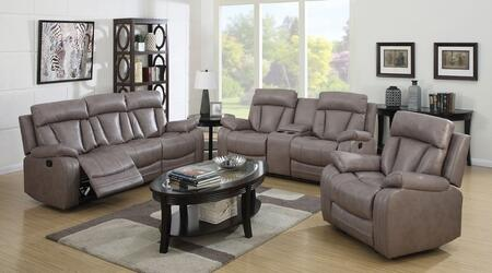 Acme Furniture 51420SLR Isidro Living Room Sets