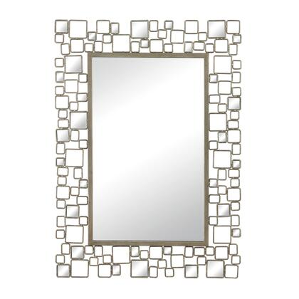 Sterling 11438 Alvis Series Rectangle Portrait Wall Mirror