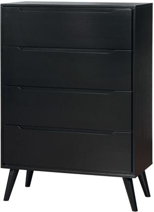 Furniture of America CM7386BKC Lennart II Series  Chest