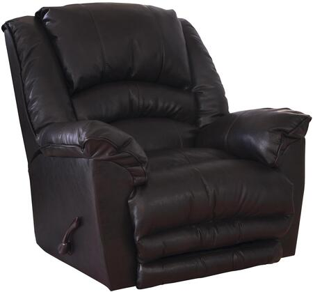Catnapper 47452122329302329 Filmore Series Bonded Leather Metal Frame  Recliners