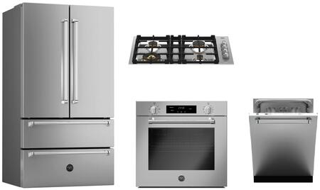 Bertazzoni 768352 Kitchen Appliance Packages