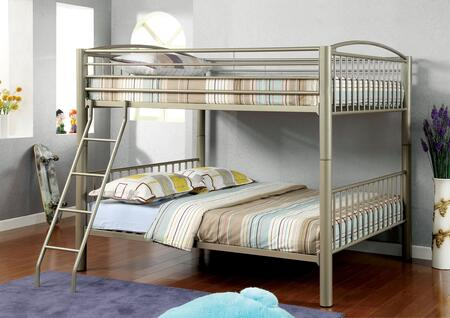 Furniture of America CMBK1037F Lovia Series  Full Size Bed