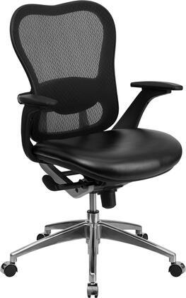 "Flash Furniture GA8903BLEAGG 28"" Contemporary Office Chair"