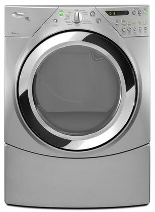 Whirlpool WED9470WL Electric Duet Steam Series Electric Dryer
