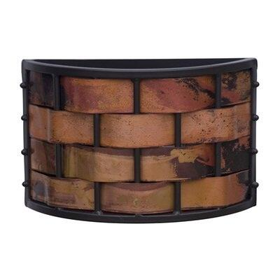 Stone County Ironworks 946-010 Rushton Wall Sconce