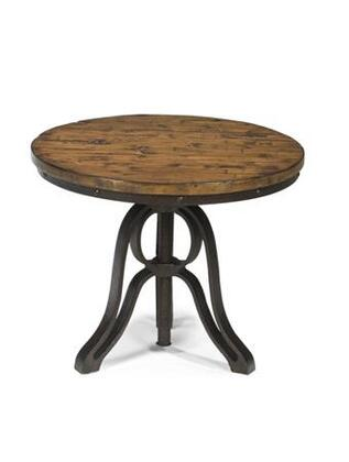 Magnussen T229905 Cranfill Series Traditional Round End Table