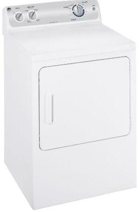 GE GTDX300GMWS  Gas Dryer, in White