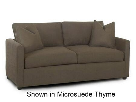 Klaussner JACOBSTSLP Jacobs Series Pull-Out Polyester Sofa