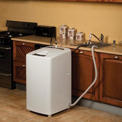 Haier Hlp23e 1 5 Cu Ft Top Load Washer Appliances