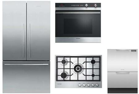 Fisher Paykel 736460 Kitchen Appliance Packages
