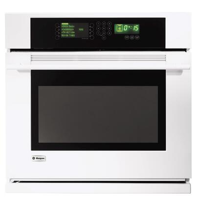 GE Monogram ZET3038WHWW  Wall Oven, in White