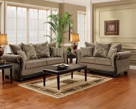 Chelsea Home Furniture 6000SLC Living Room Sets