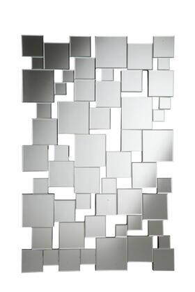 Stein World 64643 Brigitte Series Square Portrait Wall Mirror