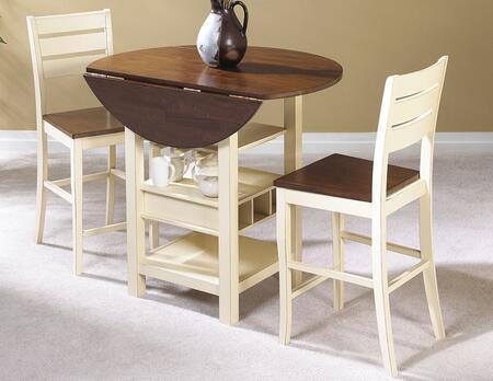 Sunset Trading CR-A7007-3PC Cascade Bar Table Sets