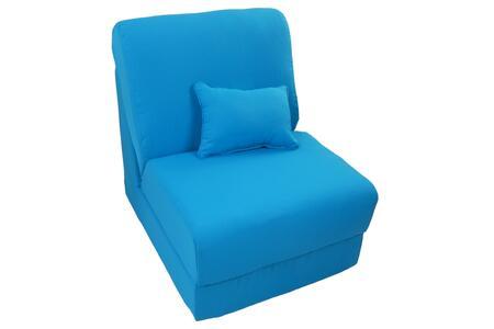 Fun Furnishings 51XXX Teen Chair with Pillow