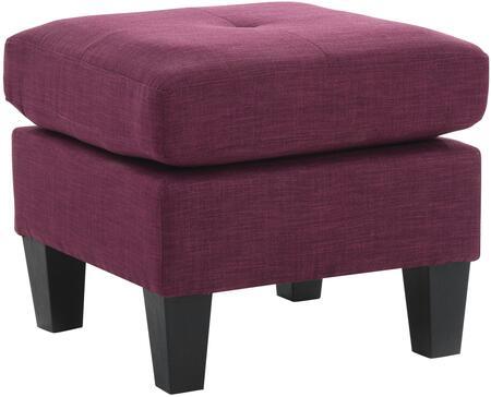 Glory Furniture G471O Transitional Fabric Ottoman