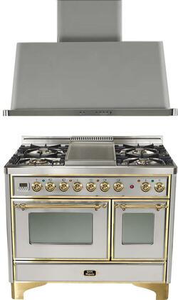 Ilve 720755 Majestic Kitchen Appliance Packages