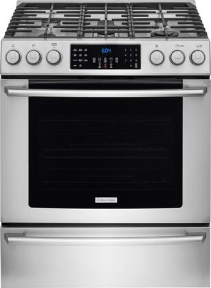Electrolux IQ-Touch Main View