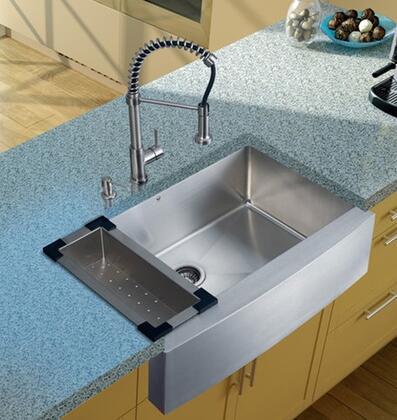 Vigo VG15102 Kitchen Sink