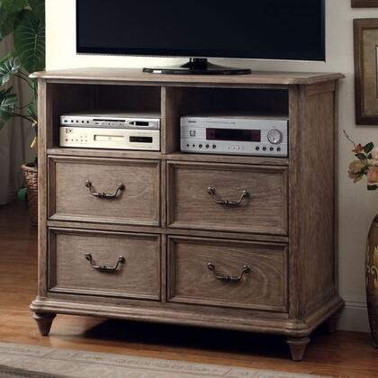 Furniture of America CM7611TV Belgrade I Series  Chest