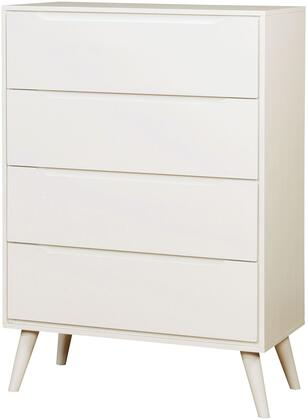 Furniture of America CM7386WHC Lennart II Series  Chest