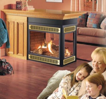 Napoleon GVF40N3  Vent Free Natural Gas Fireplace