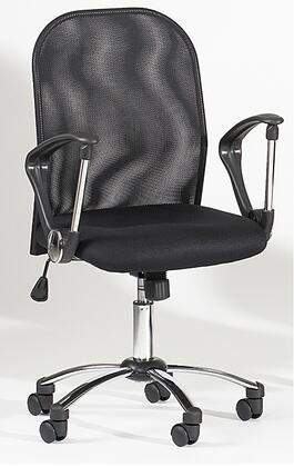 "Chintaly 3696CCH 22.83""  Office Chair"