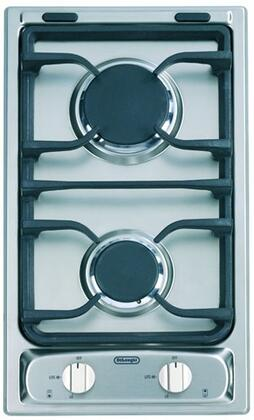 DeLonghi DEGCT212FE  Gas Sealed Burner Style Cooktop, in Black