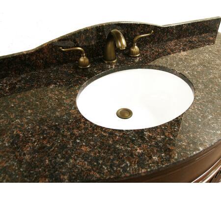 Legion Furniture WLF5043-XX-49 Granite, Backsplash and Cupc Sink
