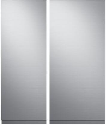 Dacor 868201 Modernist Side-By-Side Refrigerators