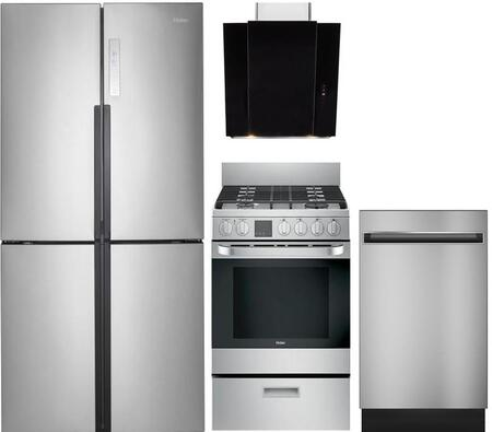 Haier 743562 Kitchen Appliance Packages