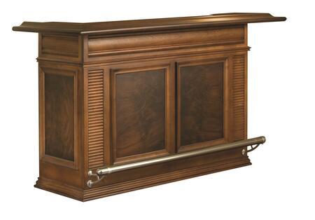 "American Heritage 600017SDS Sonata Series 71"" Home Bar,"