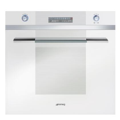 "Smeg SCP111BU2 24"" Single Wall Oven"