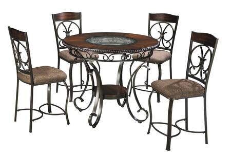 Signature Design by Ashley D329T4C Glambrey Dining Room Sets