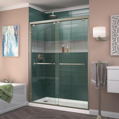 DreamLine Encore Shower Door RS50 04 B LeftDrain
