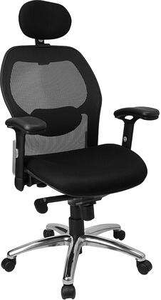 "Flash Furniture LFW42HRGG 27.25"" Contemporary Office Chair"