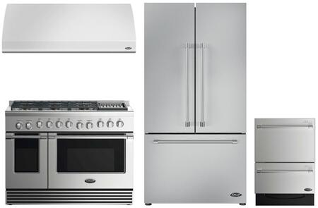 DCS 719357 Kitchen Appliance Packages