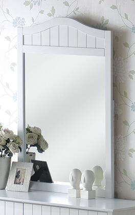 Yuan Tai AV1386M Avalon Series Arched Portrait Dresser Mirror