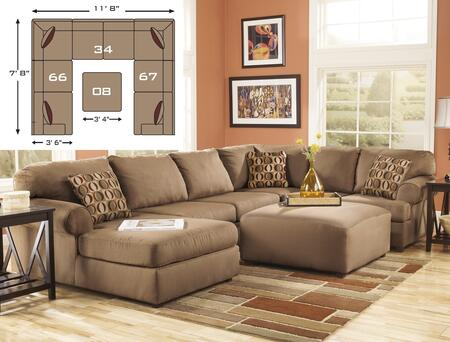 Signature Design by Ashley 3070308663467 Cowan Living Room S